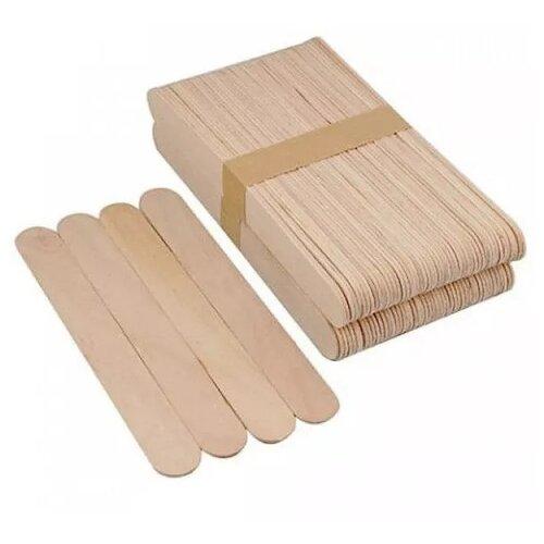 IGRObeauty Шпатель деревянный (1.8х15) 100 шт.