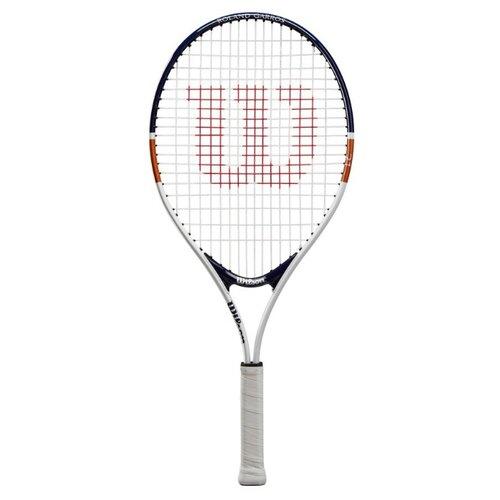 Ракетка для большого теннисаWilson Roland Garros Elite 21'' синий/оранжевый