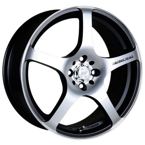 Фото - Колесный диск Racing Wheels H-125 7x17/5x114.3 D67.1 ET35 DB F/P колесный диск racing wheels h 583 8 5x20 5x114 3 d67 1 et35 dmgm f p