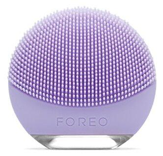 FOREO Щетка для чистки лица и антивозрастного массажа LUNA go для чувствительной кожи F7238