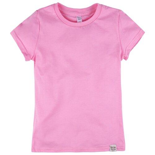 Футболка Bossa Nova, размер 134, розовый футболка bossa nova размер 134 голубой