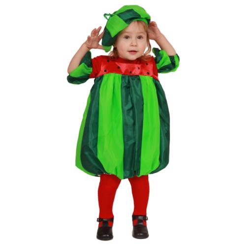 Купить Костюм Вестифика Арбузик (106 001), зелeный, размер 98-110, Карнавальные костюмы