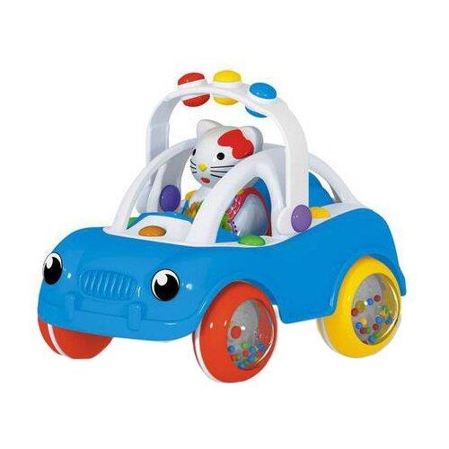 Купить Машинка Stellar Ватрушка (01959) 19 см голубой, Машинки и техника