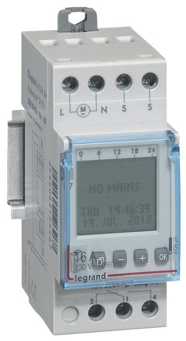 Сумеречный выключатель для распределительного щита Legrand 412626