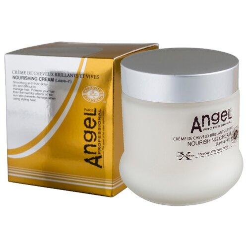 Angel Professional Крем для волос питательный (не смываемый), 180 мл