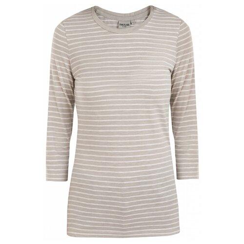 Лонгслив FiNN FLARE B20-11080M размер 2XL, светло-серый меланж футболка finn flare b20 32068m размер 2xl серый меланж
