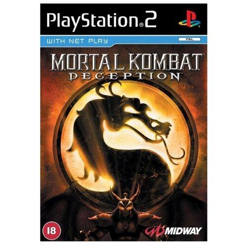 Игра для PlayStation 2 Mortal Kombat: Deception