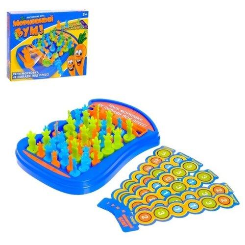 Настольная игра Лас Играс Морковный бум настольная игра бада бум