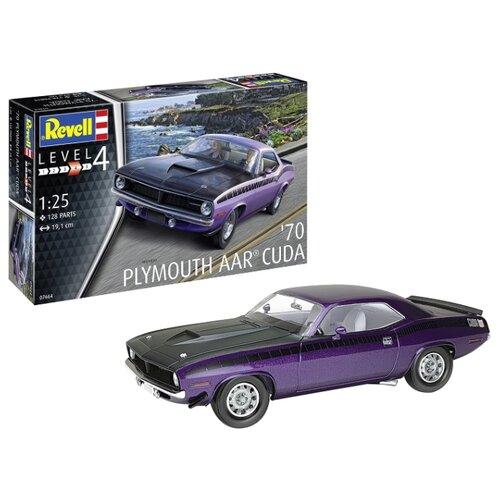 Купить Сборная модель Revell Автомобиль 1970 AAR Cuda (7664), Сборные модели
