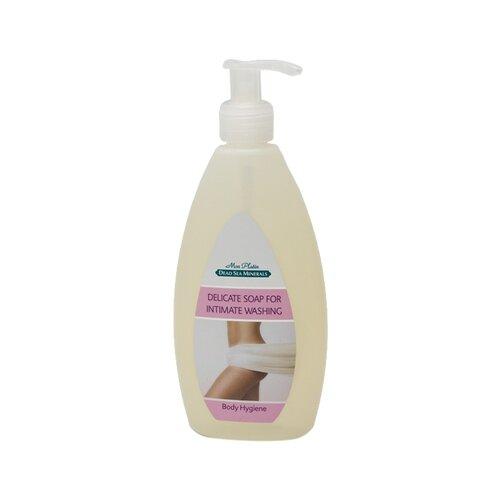 цена на Mon Platin Нежное мыло для интимной гигиены, 200 мл