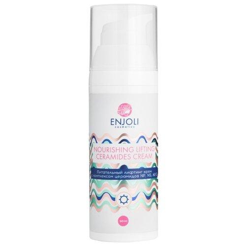 Купить Enjoli cosmetics Nourishing lifting ceramides cream Питательный дневной лифтинг-крем для лица с Комплексом Церамидов, 50 мл