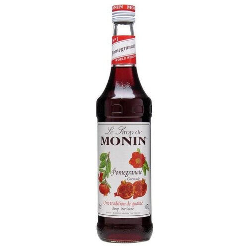 Сироп Monin Гранат 0.7 л сироп moline monin 250ml 50