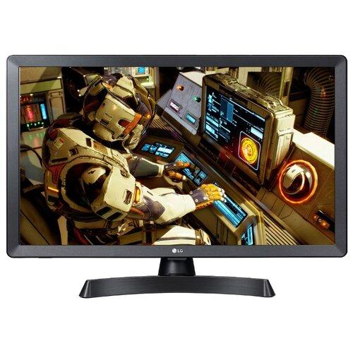 Фото - Телевизор LG 28TL510S-PZ 27.5 (2019) черный телевизор lg 24 24tl510v pz черный серый