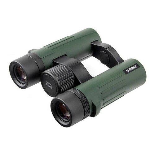 Купить Бинокль Norbert 8x26 Explorer зеленый/черный
