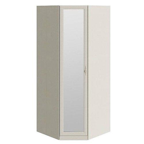 Шкаф для одежды ТриЯ Лючия СМ-235.07.07, (ШхГхВ): 89.4х89.4х216.1 см, Штрихлак