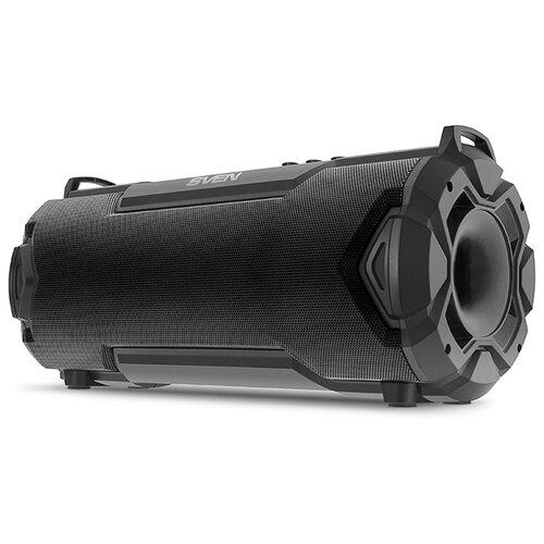 Портативная акустика SVEN PS-475, черный портативная акустика sven ps 68 черный