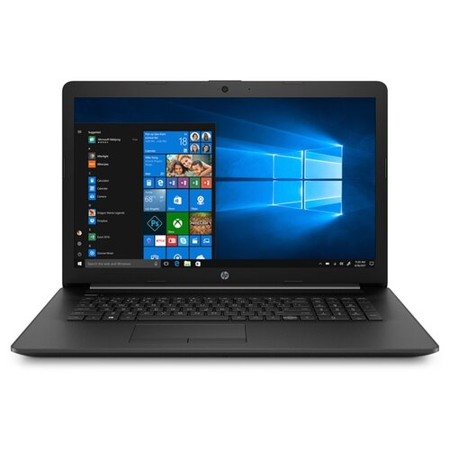 Ноутбук HP 17-ca0167ur (1N7W6EA), черный
