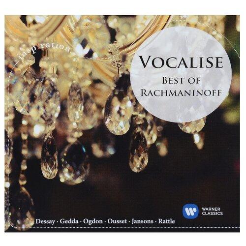 Vocalise Best of Rachmaninov (CD)