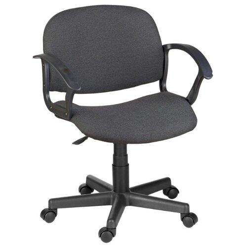 цена на Компьютерное кресло МЕБЕЛЬТОРГ Формула офисное, обивка: текстиль, цвет: Ткань В-14