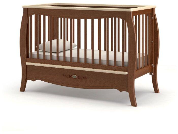 Кроватка Nuovita Astro (трансформер)