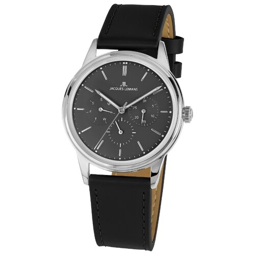 Фото - Наручные часы JACQUES LEMANS 1-2061A наручные часы jacques lemans 1 2099f