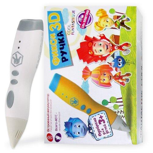 3D-ручка Funtastique FIXI COOL белый недорого