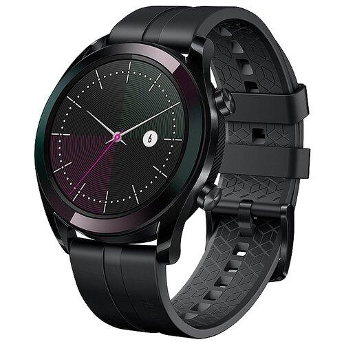 Умные часы HUAWEI Watch GT Elegant, черный умные часы huawei watch gt 2e hector b19c mint