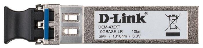 SFP+ трансивер D-link DEM 432XT