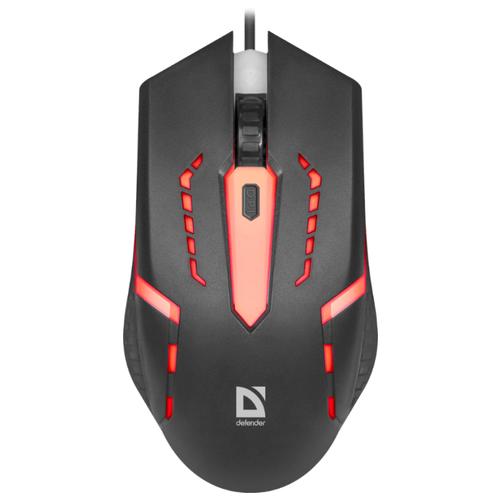 Мышь Defender Hit MB-601 Black USB