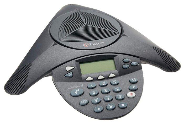 Конференц-телефон Polycom SoundStation2 EX (2200-16200-122)