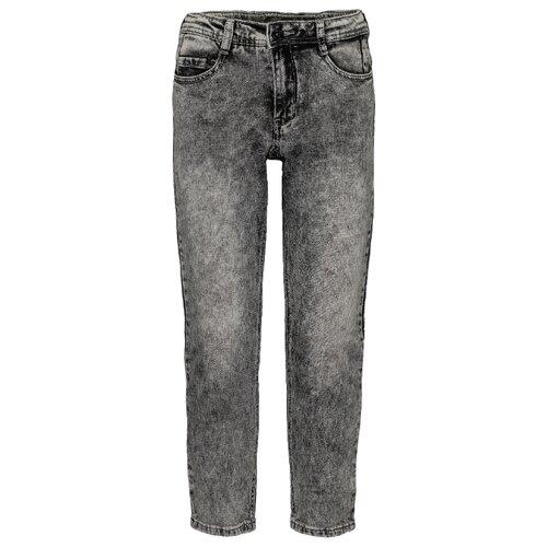 Джинсы Gulliver размер 170, серый джинсы gulliver размер 170 серый