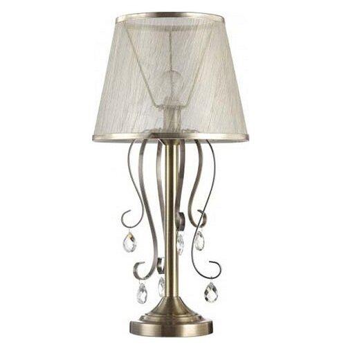 Настольная лампа FREYA Simone FR2020-TL-01-BZ, 40 Вт настольная лампа freya nina fr5151 tl 01 yw