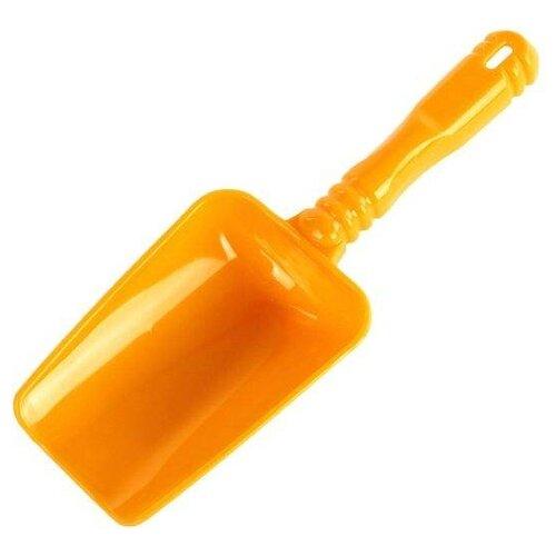 Купить Лопатка Нордпласт 117/118/119 желтый, Наборы в песочницу