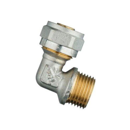 Фитинг обжим – резьба угольник 90° Terma 01201 1/2 1 шт.