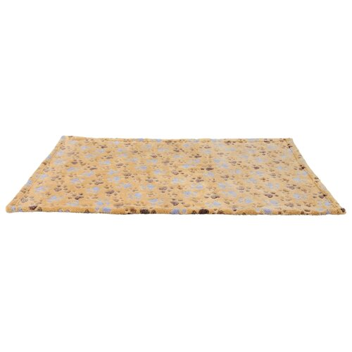 Подстилка-плед для собак TRIXIE Laslo Blanket 100х70 см бежевый