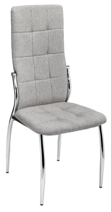 Стул Woodville Farini grey fabric