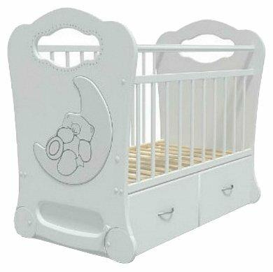 Кроватка Baby Elite Мишка на Луне