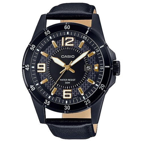 Фото - Наручные часы CASIO MTP-1291BL-1A1 наручные часы casio mtp 1314pl 8a