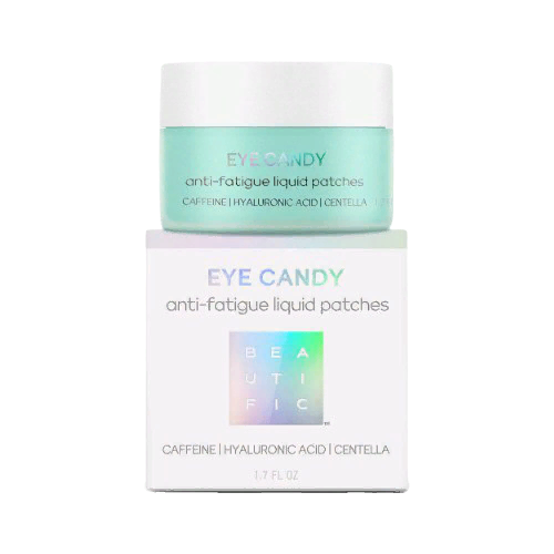 BEAUTIFIC Жидкие гидрогелевые патчи для кожи вокруг глаз Eye Candy Anti-fatigue Liquid Patches 50 мл