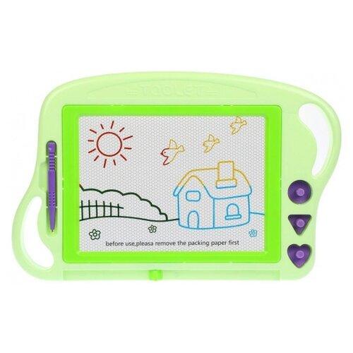 Купить Доска для рисования детская Наша игрушка (44137) зеленый, Доски и мольберты