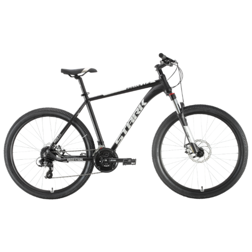 Горный (MTB) велосипед STARK Router 27.3 D (2020) черный/серебристый 22 (требует финальной сборки)