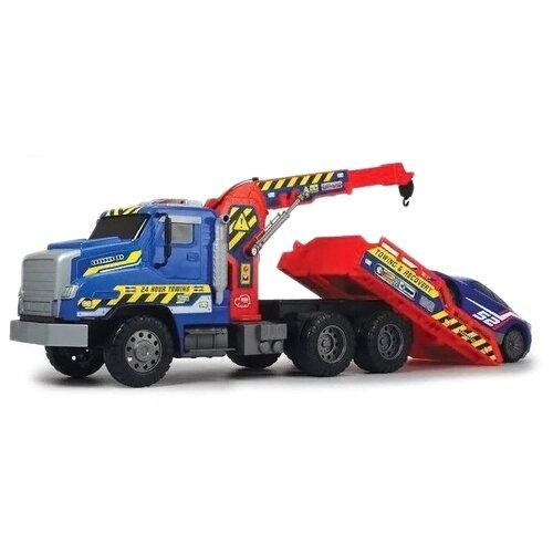 Набор техники Dickie Toys 3749021 55 см красный/синий недорого