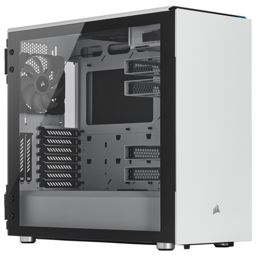 Компьютерный корпус Corsair Carbide Series 678C White компьютерный корпус corsair carbide series spec 06 tg white