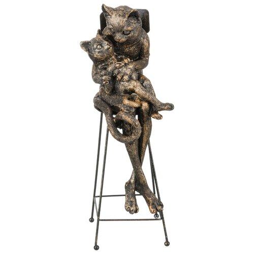 Фигурка кошка Lefard 27,5*8*12 см (146-623) фигурка декоративная lefard кошка 8 см