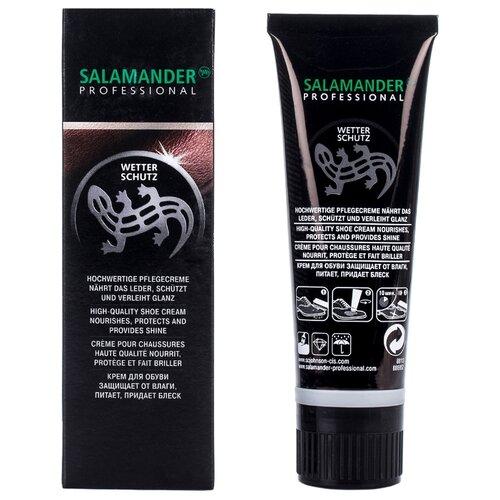 Salamander Professional Wetter Schutz крем для гладкой кожи, 033 тёмно-коричневый