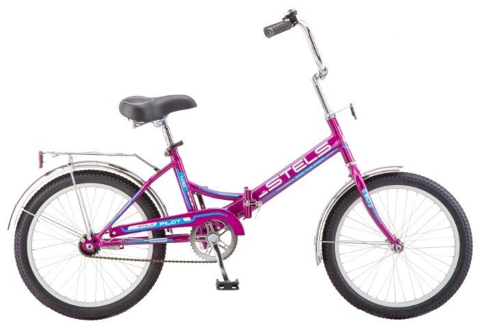 Городской велосипед STELS Pilot 410 20 Z011 (2018) 13.5