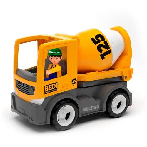 Купить Бетономешалка Efko 27277EF-CH 22 см желтый, Машинки и техника