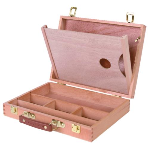 Купить Ящик художника ГАММА средний Кейс B-05, Доски и мольберты