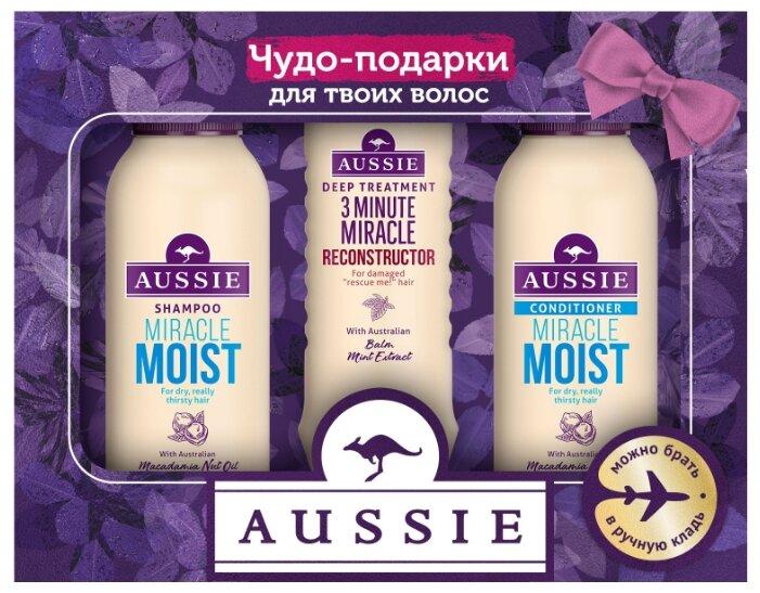 Набор Aussie Moist — купить по выгодной цене на Яндекс.Маркете