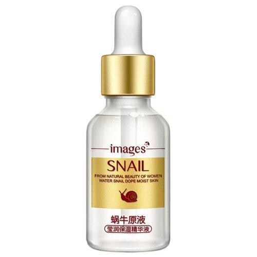Images Snail Serum Сыворотка для лица с экстрактом улитки, 15 мл